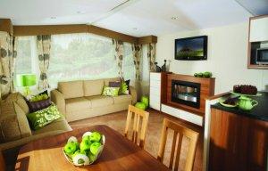 Elegance obývací pokoj